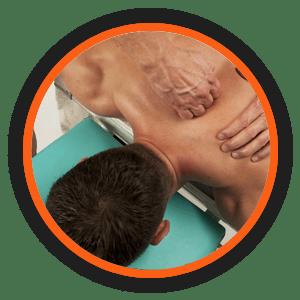 masaje muscular profundo en pozuelo de alarcon