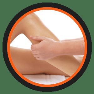 masaje piernas cansadas en pozuelo de alarcon