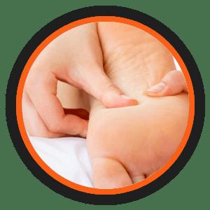 masaje reflexologia podal en pozuelo de alarcon