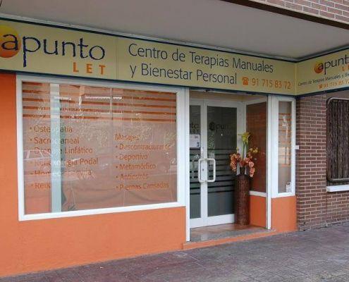 Apunto Let calle